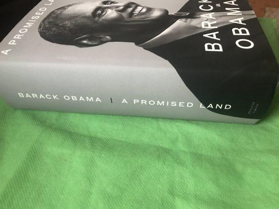 A promised land (Brand new)