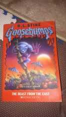 Goosebumps : The beast from east