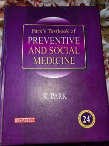 K.park's preventive and social medicine