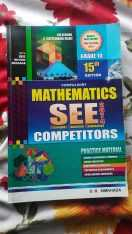 C.Maths practice Book for Class 10