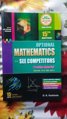 Optional Mathematics For class10