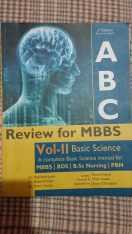 Basic science review for MBBS/Bsc.N