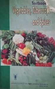 Book of Vegetables, Tubercrop and Spices
