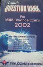 Question Bank for MBBS Entrance Exam