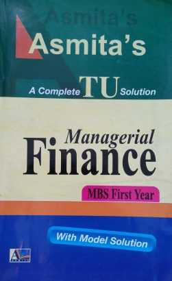 TU Solution of Managerial Finance