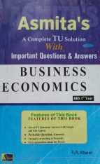 TU Solution of Business Economics