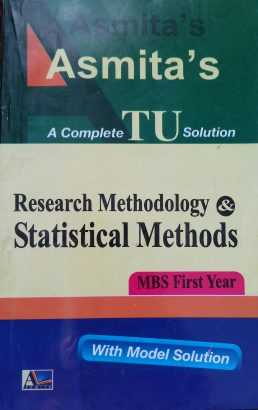 TU Solution Research Statistical Methods