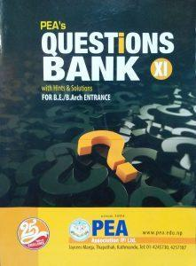 PEA's Question Bank