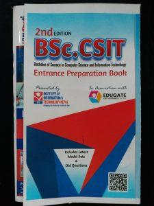 BSc.CSIT Entrance Preparation Book