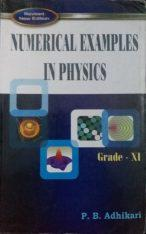 Numerical Examples in Physics Grade XI