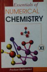 Essential of Numerical Chemistry XI