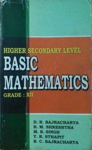 Basic Mathematics Grade XII