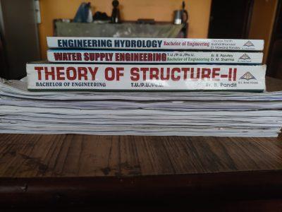 BE Civil 5th sem study materials