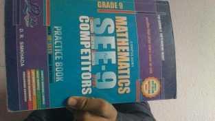 Compulsory mathematics practice book