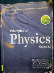 Principle of Physics Grade XI