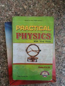 Practical physics-Grade 11&12