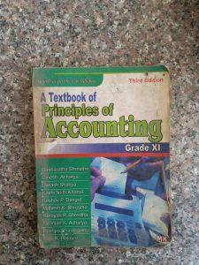 Principles of Accounting XI