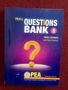PEA QUESTION BANK