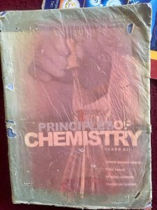 Principle Of Chemistry XII
