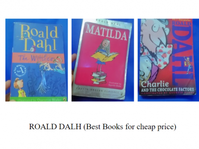 3 in 1 (Best Novels at cheap price ) !!