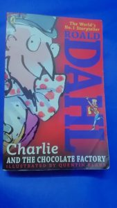Charlie and the Chocolate Factory…….